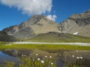 la traversée dans les Ecrins, un parcours par Monts et Merveilles