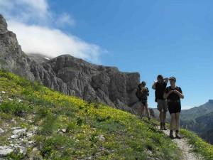 Randonnées en montagne avec Détours en montagne.