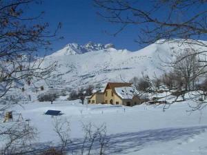 raquettes à neige avec Détours en Montagne