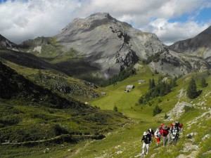 Séjours en randonnée pédestre en Queyras avec Détours en Montagne