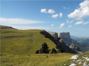 Week-end randonnée bivouac avec Détours en Montagne