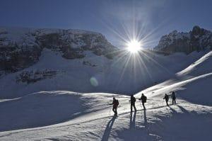 Rando journée été, hiver avec Détours en Montagne