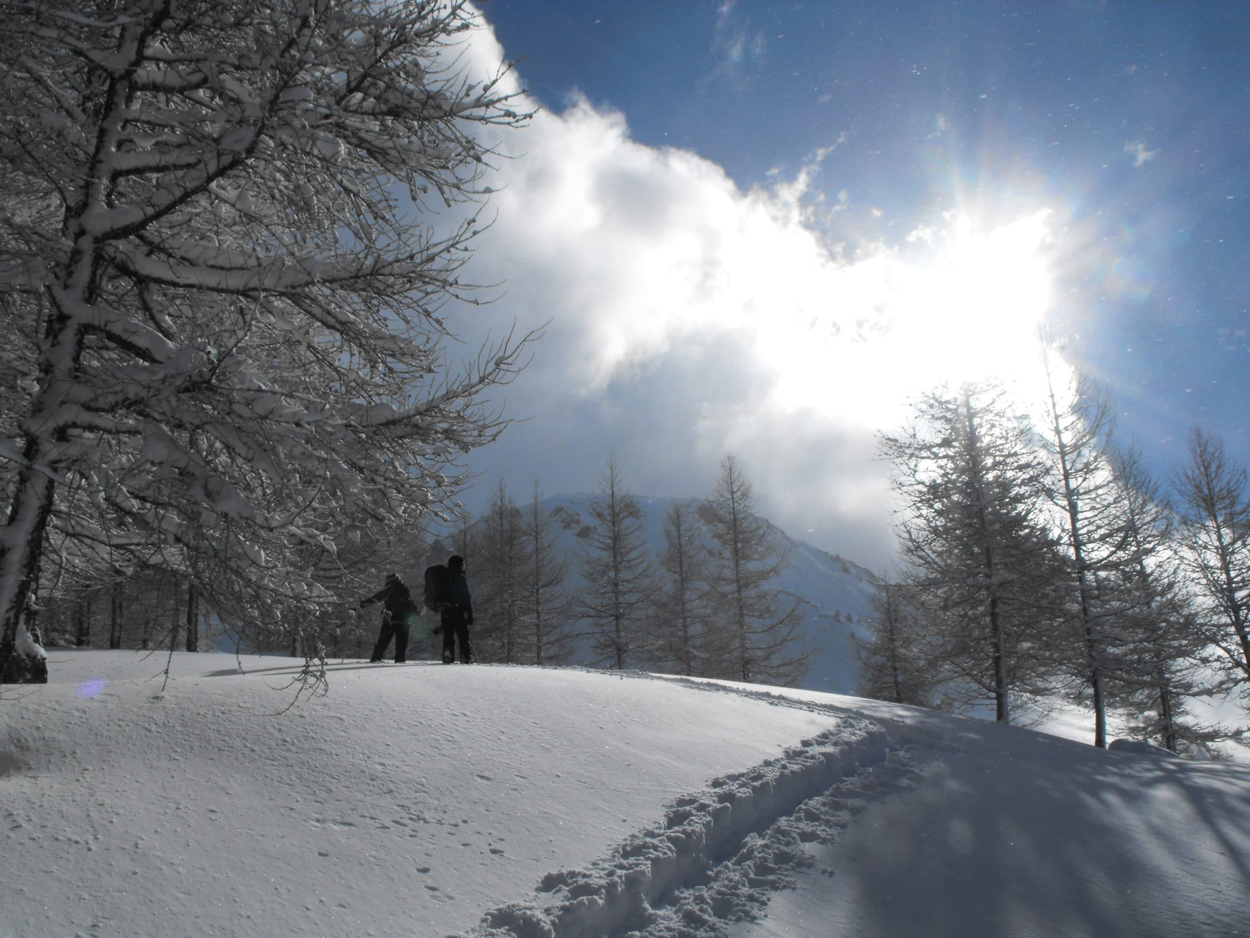 Sorties rando et raquettes à neige
