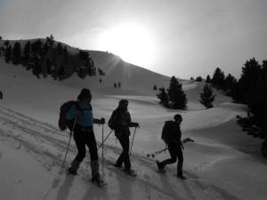 Randos journée, été, hiver avec Détours en Montagne