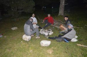 Détours en Montagne, Vercors bivouac