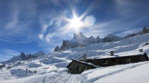 Séjour en raquettes à neige, Détours en montagne, Clarée.