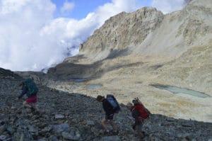 tour du Viso avec Détours en Montagne, les lacs de Chiaretto