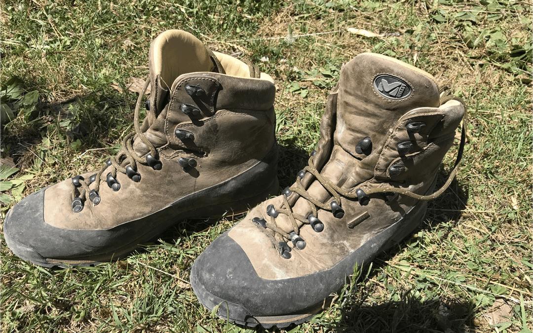 Le choix des chaussures de rando