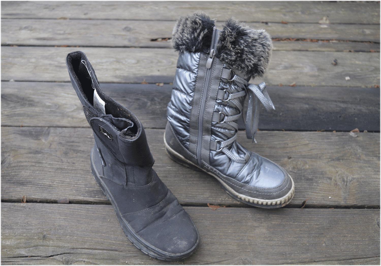 Chaussures raquettes à neige