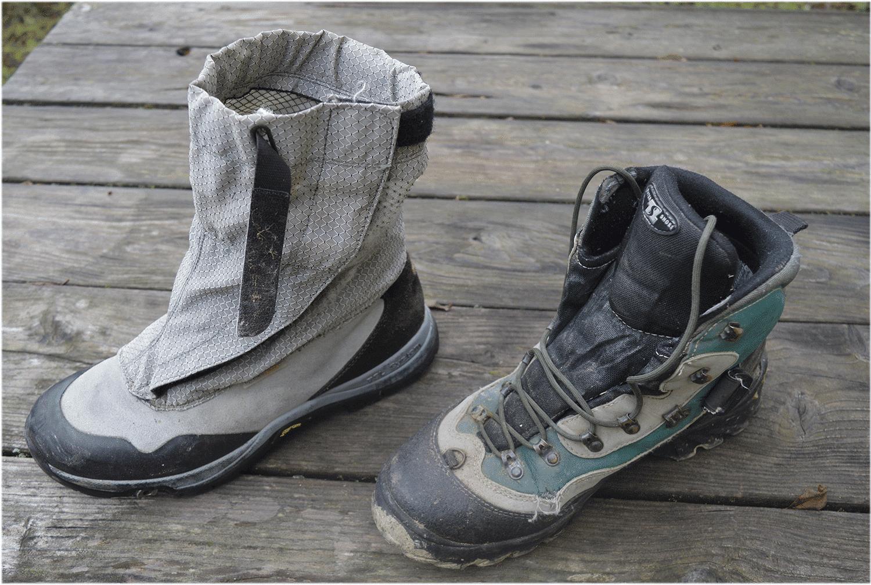 chaussure raquettes à neige