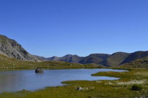 Le lac des Linaigrettes