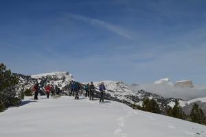 devant le Mt-Aiguille