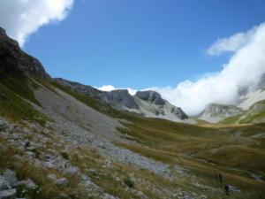 traversée du Dévoluy en bivouac