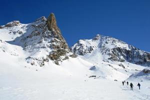 Ubaye-Col du Vallonnet