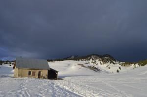 Cabane de l'Essaure